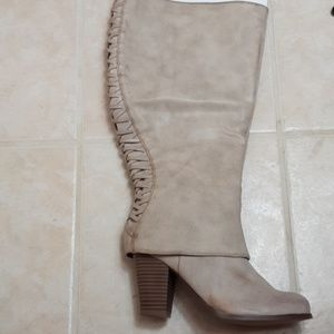 Torrid tan boots